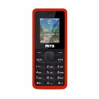 Mito 168 Dual SIM Camera Candybar
