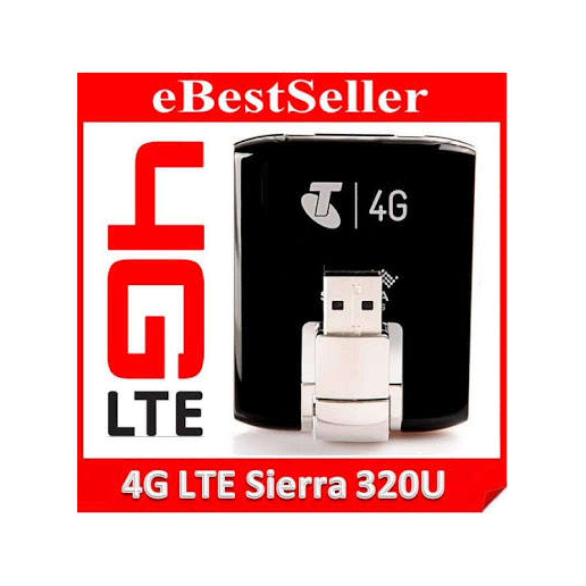 Hot Deal Modem GSM 4G LTE Sierra 320u Unlock All GSM