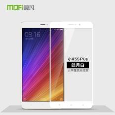 Mofi untuk Xiaomi Mi 5 S Plus Cover Hampir Penuh Pelindung Film Anti Gores-Intl