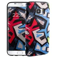 Mooncase Case For Samsung Galaxy S7 Edge 3D Creative PatternShock-absorbing Flexible Solft TPU Case