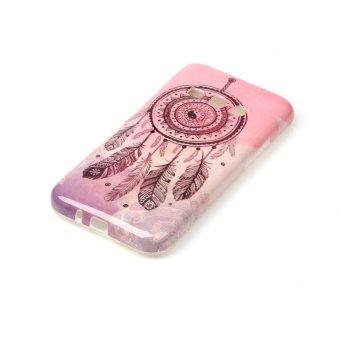 Moonmini Soft TPU Case for Samsung Galaxy J1(2016) (Pink .