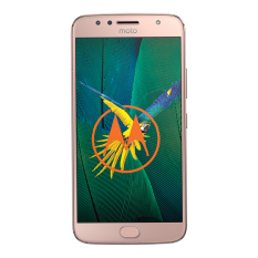 Moto G5S Plus -Blush Gold - Snapdragon 625
