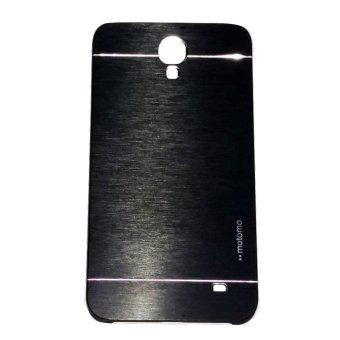 Motomo Samsung Galaxy Mega 2 G7508 Hardcase Backcase Metal Case - Hitam