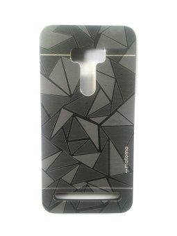 Motomo Triangle Motif for Asus Zenfone Selfie ZD551KL Hard Case - Hitam
