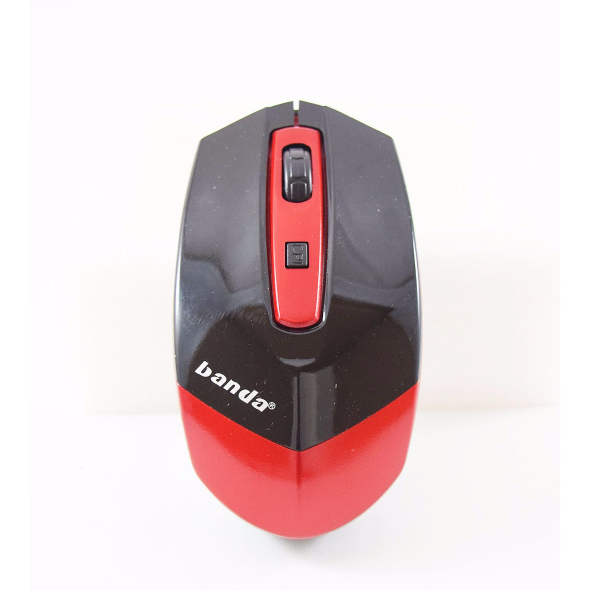 Mouse wireless bluetooth Banda 340 .