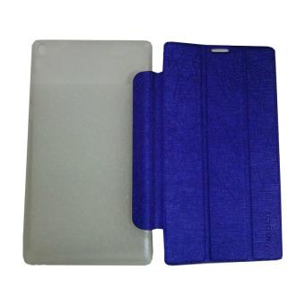 MR Lenovo Tab 2 A7-30 Flipcover / Smartcover / Bookcover - Ungu