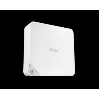 MSI Cubi-i3 (Core i3-5005U, Intel HD Graphics, Not include HDD & RAM)