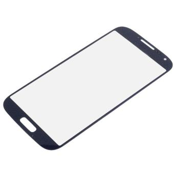 New LCD Outer Lens For Samsung Galaxy S4 I9500 Touch Screen FrontGlass With Bezel Frame Adhesive Tape Repair Tools W0F29 P0.25 -intl - 3