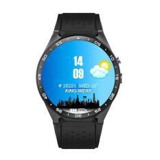 NiceEshop KW88 3g WIFI Selai Pintar Semua-Dalam-Satu Bluetooth Android 5,1 Kartu SIM With GPS, Kamera, Monitor Detak Jantung, Peta Google, Google Play-Internasional