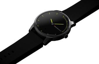 niceEshop pria jam tangan pintar, putaran waktu Standby layar Super Bluetooth 4.0 tahan air IP68 jam pintar dengan multi-fungsi tidur Monitor, pesan pengingat, manajemen ilmiah sesuai untuk IOS/Android smartphone - Internasional - 3