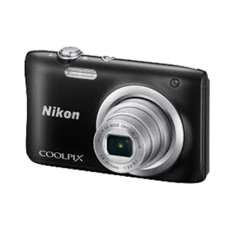 Nikon Coolpix A 100 - 20 MP - Hitam