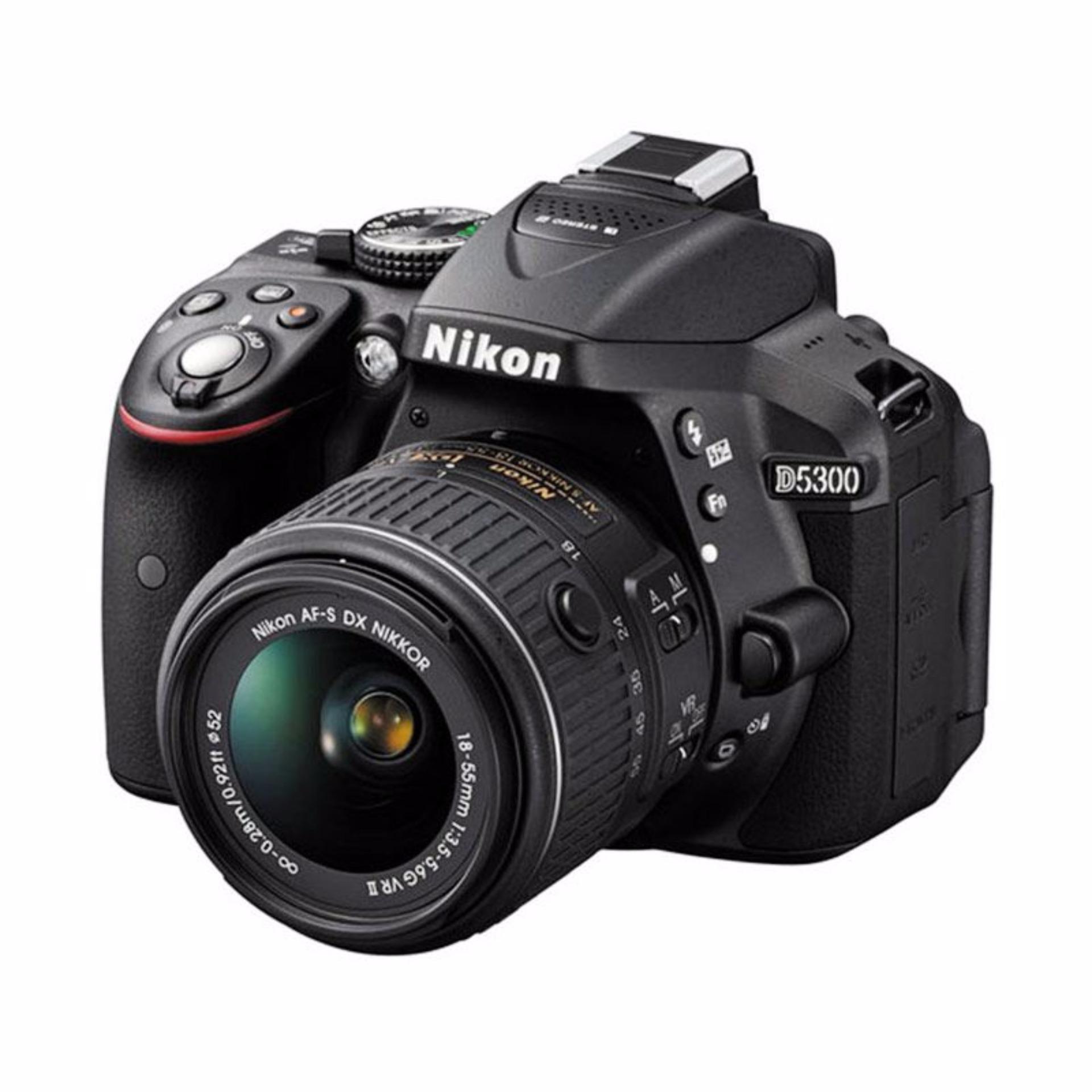 Nikon D5300 Kit 18-55mm VR II Kamera DSLR