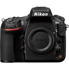 Nikon D810 Body Only - Hitam