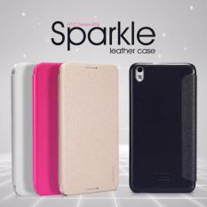 Nillkin Flip Case (Sparkle Leather Case) - HTC Desire 816 White/Putih