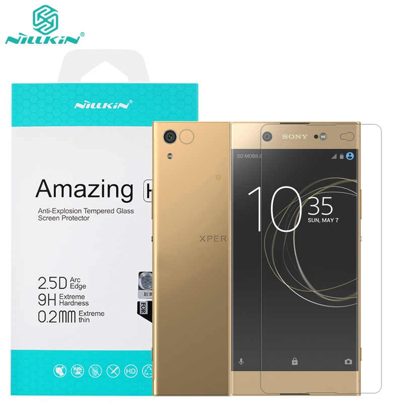 ... Nillkin for Sony Xperia XA1 Ultra screen protector 0.2mm Anti-Bursttempered glass protectors for ...