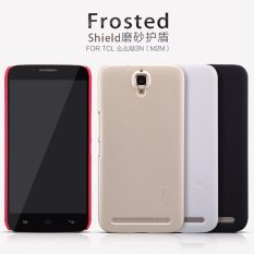 Nillkin Hard Case (Super Frosted Shield) - TCL 3N M2M (Alcatel One Touch Flash Plus) White/Putih