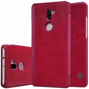 Nillkin Leather Case Cover Phone Bags For Xiaomi Mi 5s Plus / Mi5SPlus - intl