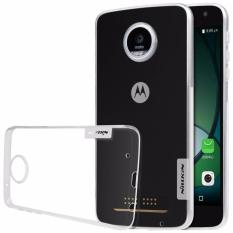 Nillkin Nature Series TPU case for Motorola Moto Z Play - Putih