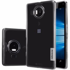 Nillkin Nature Series TPU case  Microsoft Lumia 950XL - Abu-Abu