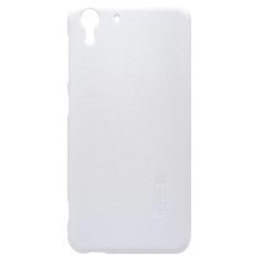 Nillkin Plastic Phone Case for HTC Desire Eye - Putih + free screen protector