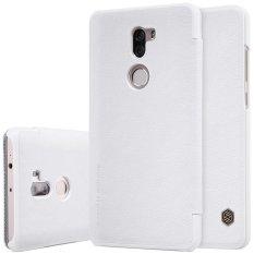 NILLKIN Qin Seri untuk Xiaomi Mi 5 S Plus Pemegang Kartu Smart Kulit Cover-Putih-Intl