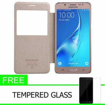 ... Pencari Harga Nillkin Sparkle Leather Case Flip Case Cover Original Samsung Galaxy J5108 Galaxy
