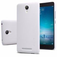 Nillkin Super Frosted Hardcase back cover Matte cover case  Xiaomi Hongmi Redmi Note 2 (Note2 MIUI 6) - Putih + free screen protector