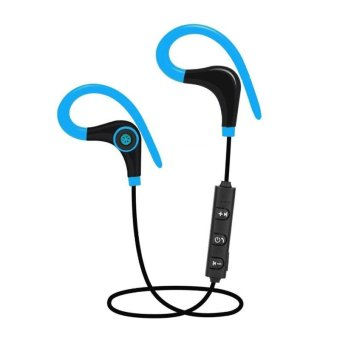 Nirkabel Bluetooth4.1 Headset Headphone earphone olahraga tahan air Stereo