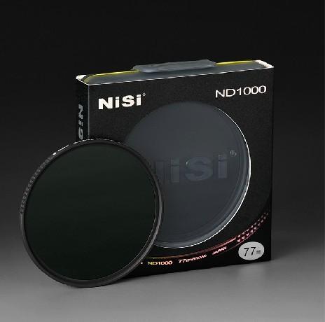 Cheap online Nisi 46mm/ND1000 cermin abu-abu dengan mikroskop cahaya