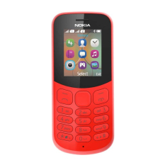 Nokia 130 Dual SIM - 2017 - Red