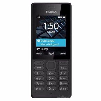 Nokia 150 - Dual SIM - Hitam