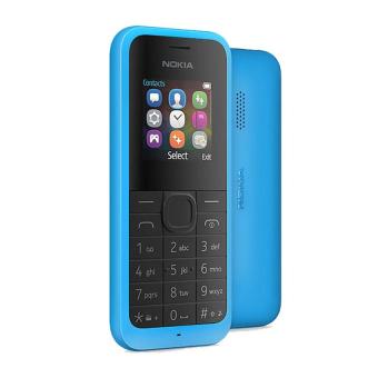 Nokia Asha 105 Cyan - Dual SIM