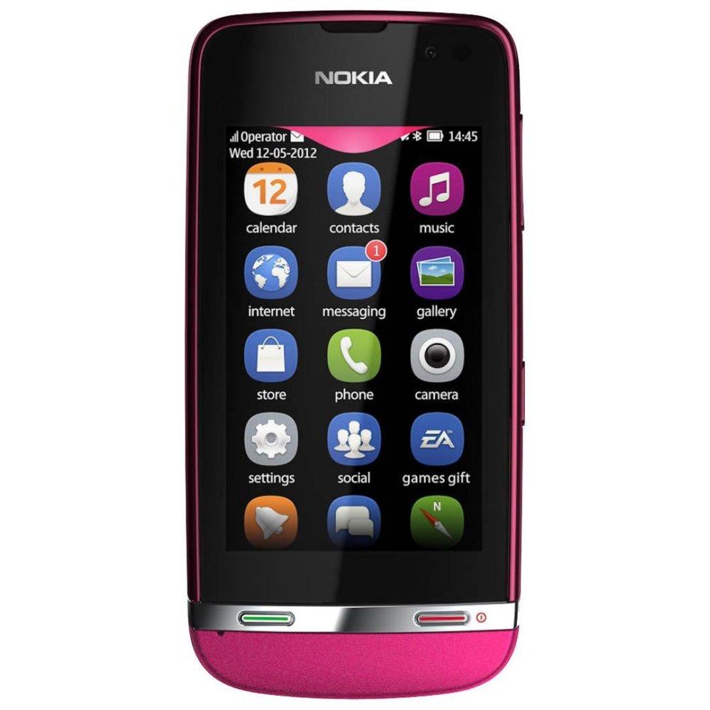 Anggaran Terbaik Nokia Asha 311 Merah Online Murah Lumia 720 Resmi Cyan
