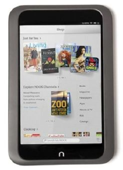Nook HD 7 inch, - Smoke Grey