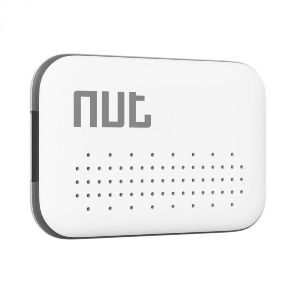 Nut Mini Alarm Smart Finder GPS Tracker Nut Bluetooth - Original 100% - Putih. Smart Anti-Lost ...