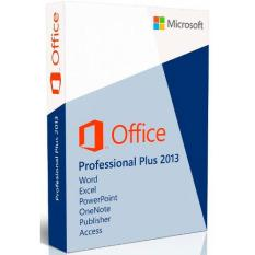 Office Professional 2013 Retail 1 User-BOX