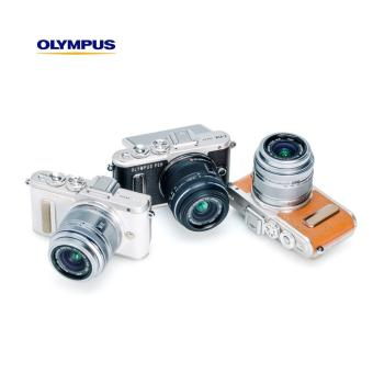 Olympus PEN E-PL8 3 FHD 1080p Interchangeable Lens Camera 14-42mm Lens Kit Produced in Korea - intl