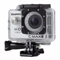 Onix COGNOS Action Camera 1080p CYGNUS - 12MP - PUTIH