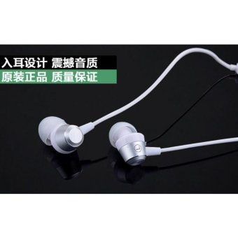 Oppo F1 Plus / F1 Stereo Handsfree Headset Earphone For Oppo Original