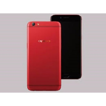harga Oppo F3-64GB-Red Lazada.co.id