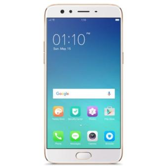 OPPO F3 Plus Smartphone - Gold [64GB/4GB] + Free 3 Item Accessories
