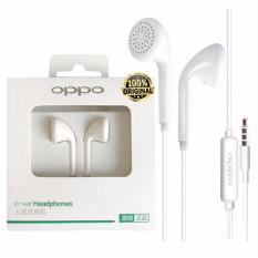 Oppo MH133 Music Smart Call Headset / Hansfree Phones Oppo A37, F1s, F3, A39 Connected - Original