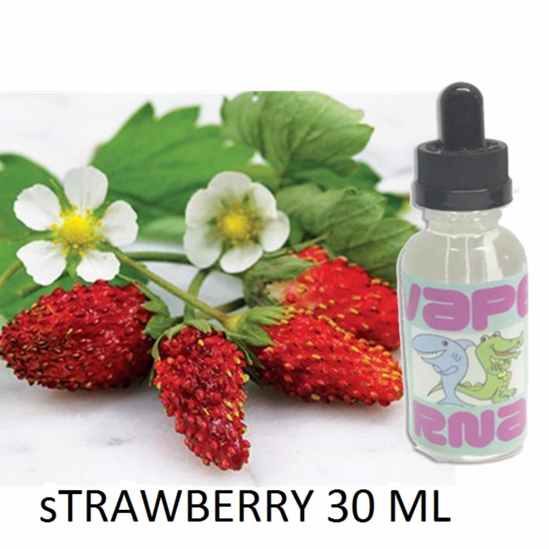 Hot Deal Original e-Liquid RNA 30 ML Rasa Strawberry