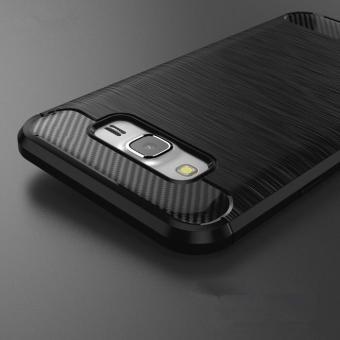 Murah original ipaky shockproof hHybrid Back Case for Samsung Galaxy J3 2016 - Black Harga Diskon RP 25.000 Beli Sekarang !!!