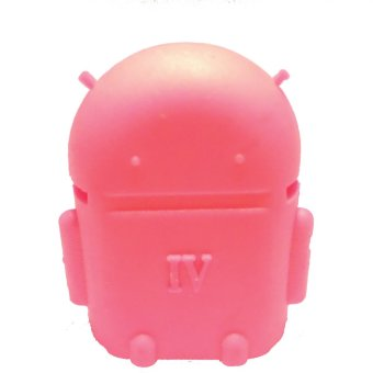 OTG Adapter Android Robot