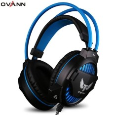 OVANN X70 - C Professional Gaming Headsets Headphone withMicrophone Suspension Headband - intl