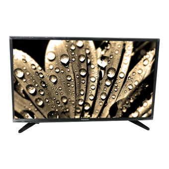 "Panasonic 24"" LED HD TV - Hitam (Model TH-24E303G)"
