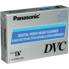 Panasonic Kaset Pembersih Mini DV - Mini DV Cassete Cleaner