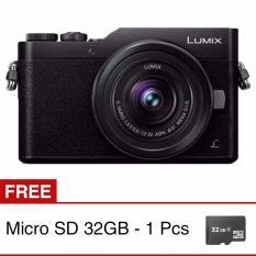 Panasonic Lumix DMC-GF9 Kit 12-32mm + Gratis Micro SD 32GB