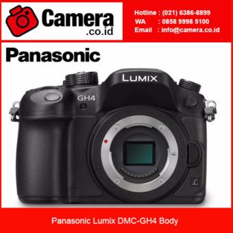 Panasonic Lumix DMC-GH4 Body Only